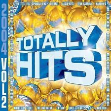 Totally Hits 2004 Vol 2 by Various Artists (2004 Warner/BMG promo) EXC LN COND