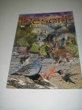Southwest Desert Wildlife ISBN 1562740199 color photos 32 page photography.