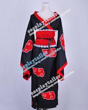 N Cosplay Organization Akatsuki Female Cloak Tailor Made Fit You Best