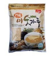 Korean 17 Roasted Grains Powder Misugaru 2.2 Pound Beverage Tea Infusions_NK