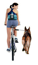 Walky Dog Bike Dog Leash - Easilly Attaches to Bike - suits any bike / bicycle