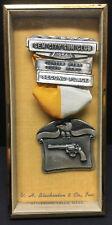 [66196] 1956 GEM CITY GUN CLUB (PA.) CENTER FIRE SLOW FIRE 2nd PLACE AWARD