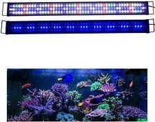 Kzkr Aquarium Led Fish Tank Light 16-84 inch Remote Full Spectrum 48-60 Inch