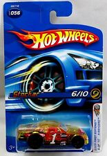 2005 Hot Wheels FIRST EDITIONS X-RAYCERS STOCKAR  #56
