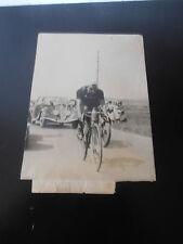 photo ancienne cyclisme vélo - RUOZZI ( ref 23 )