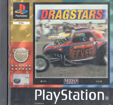 Dragstars Sony Playstation 1 PS1 3+ Racing Game