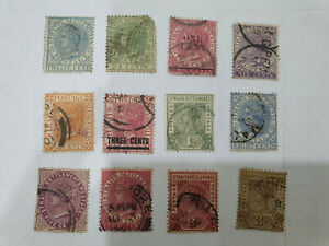Straits Settlement Used Stamp CV 150++