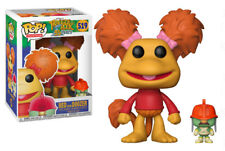 Pop! Television: Fraggle Rock - Red with Doozer #519
