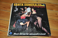 Santa Esmeralda (Leroy Gomez) - Don't let me be missunderstood - Album Vinyl LP