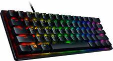 Razer - Huntsman Mini Gaming Keyboard: Clicky Optical Switches - Chroma RGB NEW
