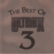 ULTIMIX BEST OF VOL 3 CD MICHAEL JACKSON SWEET SENSATION DURAN DURAN TRINERE