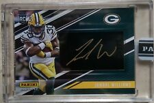 Jamaal Williams PACKERS 2017 PANINI INSTANT BLACK FRIDAY AUTOGRAPH 1/1 BF-17