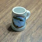 Mint Niagara Falls Canada minature mug stein made in Japan giftcraft