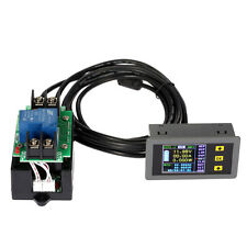 Voltimetro Amperimetro Multifuncional Digital Sin Cables Voltaje Corriente LCD