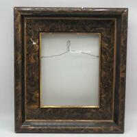 """Antique 14""""x16"""" Ornate Picture Frame for 8""""x9-1/2"""""""