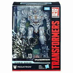 Transformers Megatron Studio Series 13 Forest Fight Voyager Model Figure Toys