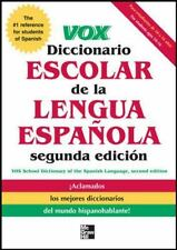 VOX Diccionario Escolar, 2nd Edition