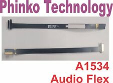 "NEW Audio Board Flex Cable For Apple MacBook Air 12"" A1534 2015"