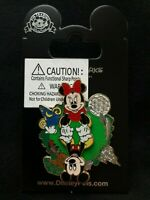 Disney Parks Pin Trading Mickey & Minnie Mouse Walt Disney World Parks Spinner