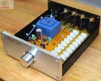 Volume controller / Balance potentiometer / Balanced Preamp / Passive preamp