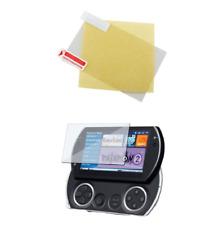 Film de protection écran (screen protector) + chiffon pour Sony PSP Go PSPGO