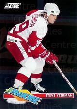 1993-94 Score Franchise #6 Steve Yzerman