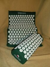 Aikotoo Acupressure Mat and Pillow Massage Set Chronic Back & Neck Pain Relief