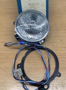NEW GENUINE LUCAS L850 RIGHT LIGHT INDICATOR CHROME UNIT TRIUMPH 2000 MK2