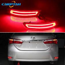 For Toyota Corolla ES350 GS250 Car LED Rear Fog Lamp Bumper Light Auto Bulb LED