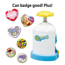 xmas sale! BANDAI Can badge good! Plus! Heart set 2020c