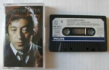 SERGE GAINSBOURG (K7 AUDIO) INITIALS BB  Vol 4. 1966 - 1967 - 1968