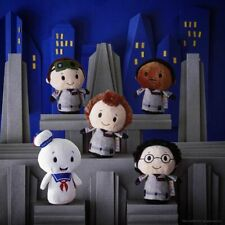 Ghostbusters Collector Set & Stay Puft Marshmallow Hallmark itty bitty bittys
