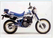 Suzuki DR600S 1985 1986 1987 1988 1989 Full Service Manual on CD