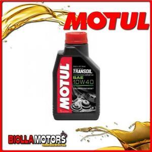 105895 1 LITRO OLIO MOTUL TRANSOIL EXPERT 2T 2 - STROKE GEARBOX OIL SAE 10W40 (P
