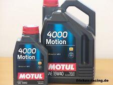 5,68€/l Motul 4000 Motion15W-40  6 Ltr PKW Motorenöl