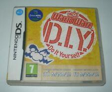 Wario Ware D.L.Y. - Nintendo DS (PAL España buen estado)