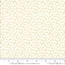 Quilt Fabric Whispers Muslin Mates Natural Studio M for Moda half-yard #33137 12