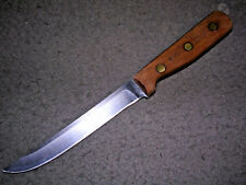 """Fine Vintage Chicago Cutlery 61S 6"""" Boning Knife! Great Replacement! NICE!"""