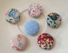Fabric Shirts & Blouses Round Sewing Buttons