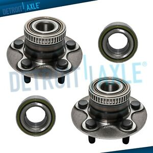AdecoAutoParts/© 512167 Rear Wheel bearing Hub assembly for Chrysler Neon PT Cruiser Dodge Neon