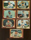 1955 Bowman Baseball Cards 32
