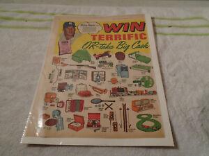 1964 Mickey Mantle Boys Life Advertising New York Yankees Baseball