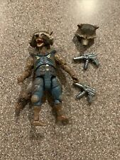 Marvel Legends Rocket Raccoon Figure! Mantis BAF Wave Tight Joints Smoke Free!