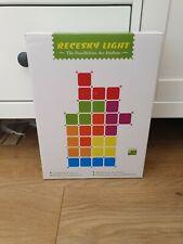 Tetris Block Light. LED Lamp. Stackable Puzzle light.Recesky Light In Box