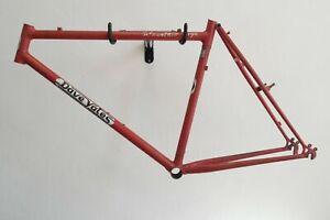 Dave Yates Diabolo Mountain High Hand Made Mountain Bike / MTB Frame (F54)