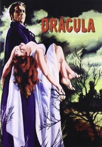 DRACULA Christopher Lee, Peter Cushing - Terence Fisher DVD 1958 HAMMER FILM NEU