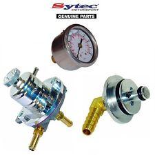 SYTEC FUEL PRESSURE REGULATOR KIT + fuel GAUGE FIAT COUPE 20v TURBO / 16V