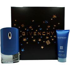 GIVENCHY BLUE LABEL POUR HOMME 2 PIECE GIFT SET EAU DE TOILETTE 50ML NIB-P130169