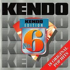 Kendo No. 06 (1993) Barry White, Tina Charles, Lindsey Buckingham, Banara.. [CD]