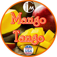 DIY Flavor Concentrates - MANGO TANGO - USP KOSHER - JUICE - LIQUID - WATER